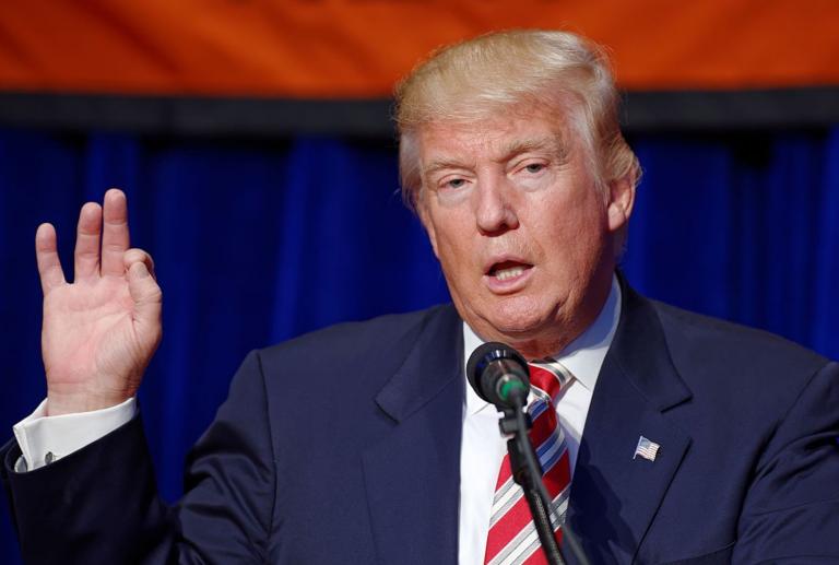 Donald Trump (Foto: Michael Vadon)