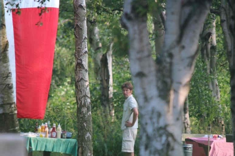 Hartvig ses her ved partiets sommerfest i København i august 2013. (Foto: Redox)