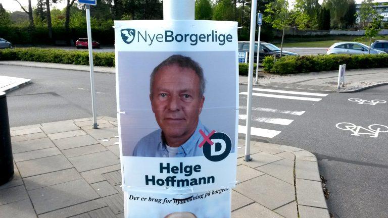 Nye Borgerliges folketingskandidat Vestjylland, Helge Ibsen Hoffmann har bl.a. kaldt homoseksualitet som en smitsom sygdom. Foto Privat.